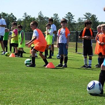 North Bay Soccer Camp